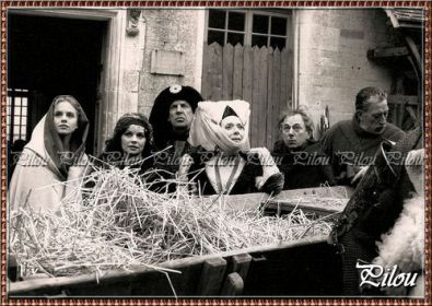 catherine-claudine-ancelot-pascale-petit_michel-duplaix-marthe-mercadier-jacques-duby-philippe-clay-photo-tournage